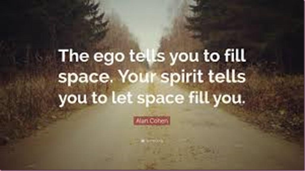 ego spirit